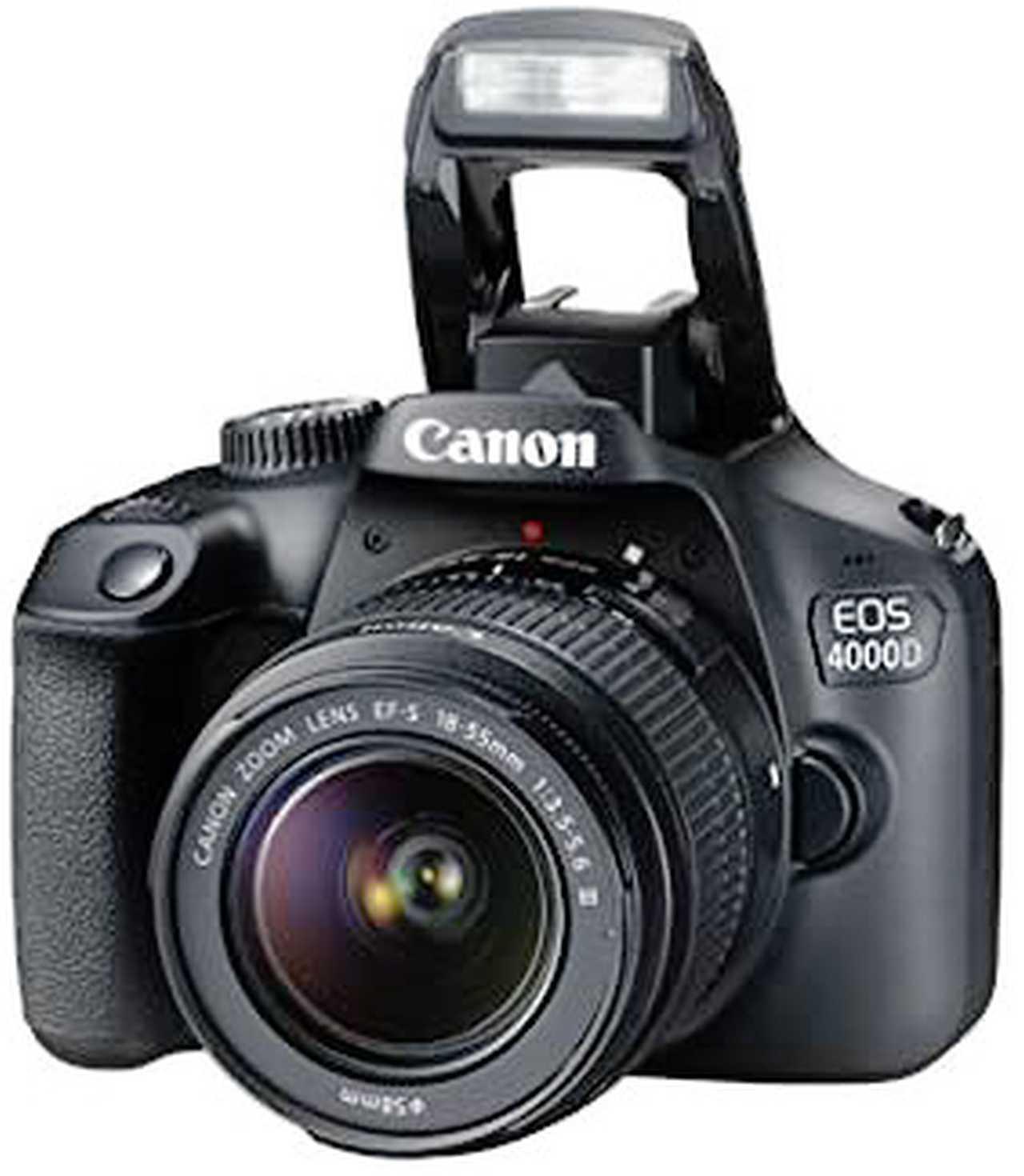 Canon EOS-4000D
