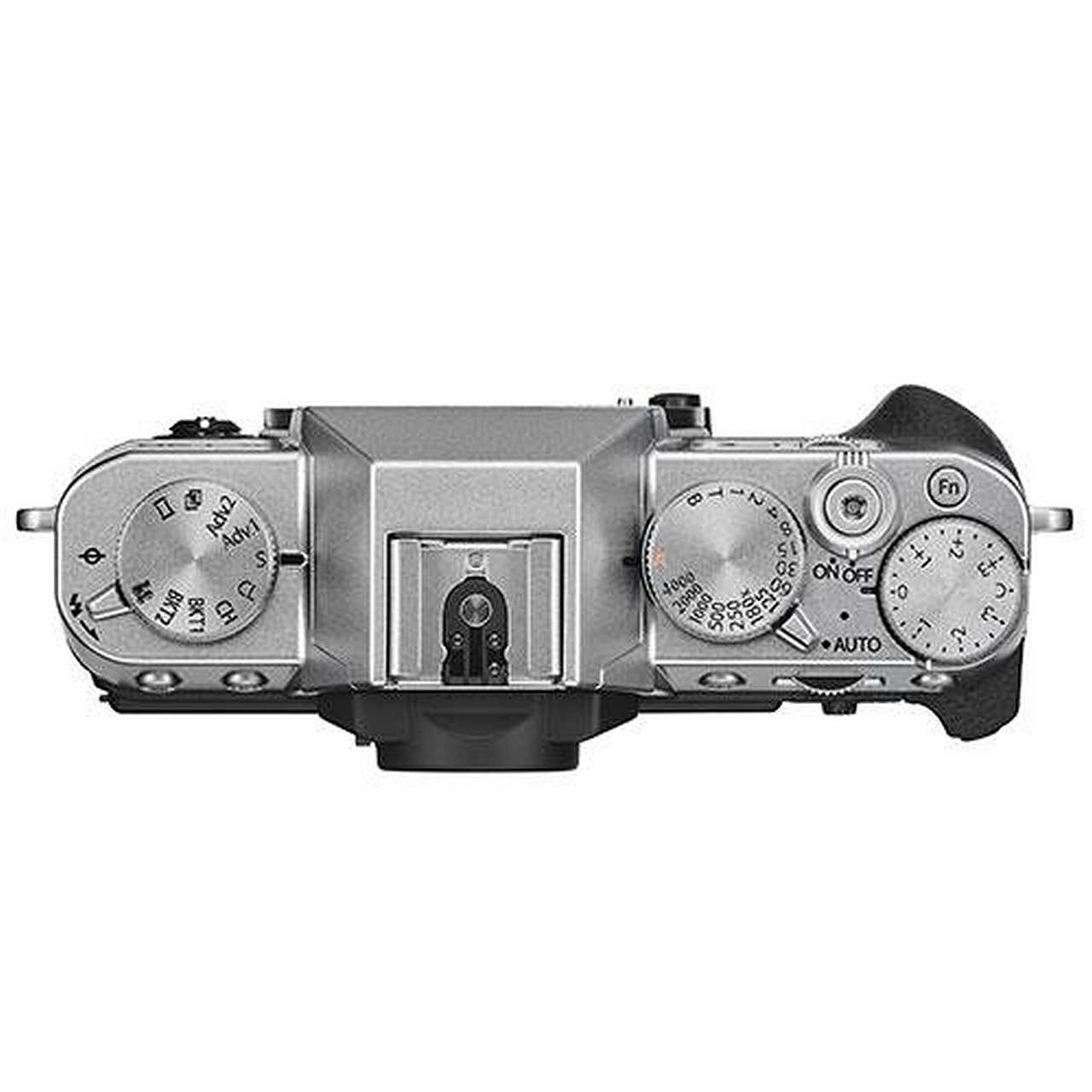 Fujifilm X-T30 top view