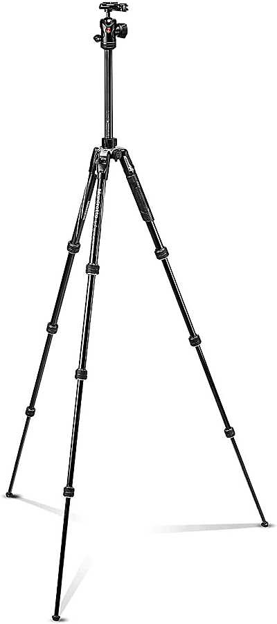 Manfrotto Befree Advanced height