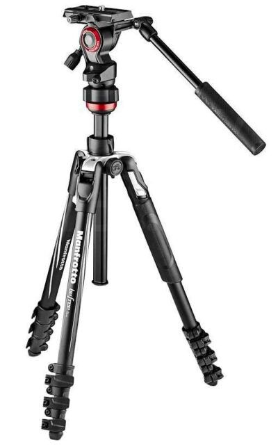 Manfrotto Befree tripod overview