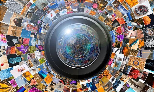 Photos collage