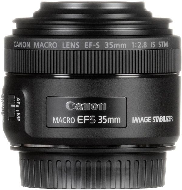 Canon EF-S 35 mm f-2.8 Lens