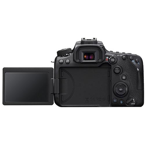 Canon EOS 90D screen