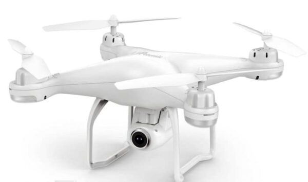Potensic T25 GPS Drone close up view