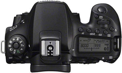 Canon EOS 90D top view