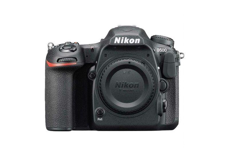 Nikon D500 product view