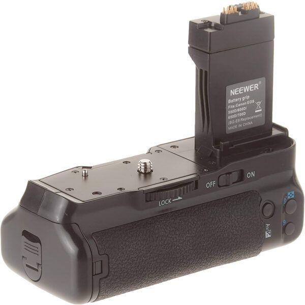Neewer BG-E8 battery grip