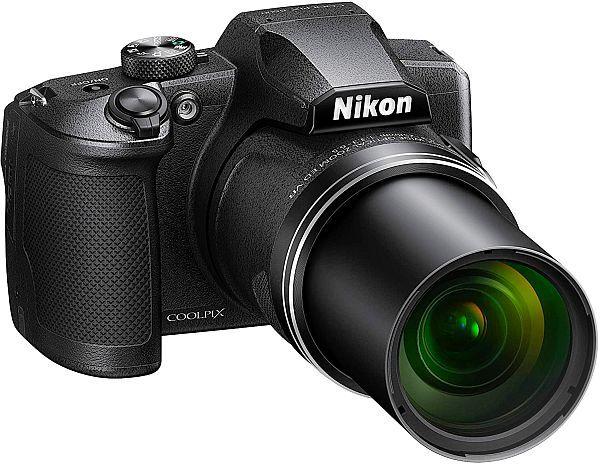 Nikon B600 lens