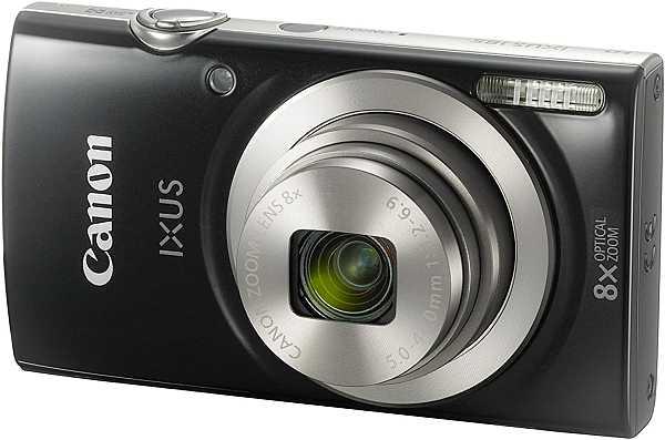 Canon IXUS 185 Digital Camera Overview