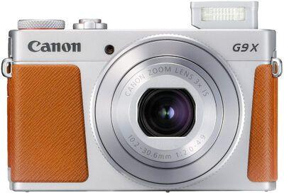 Cannon PowerShot G9 X Mark II flash