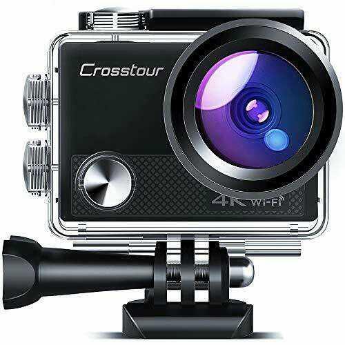 Crosstour 4K 20MP Action Camera