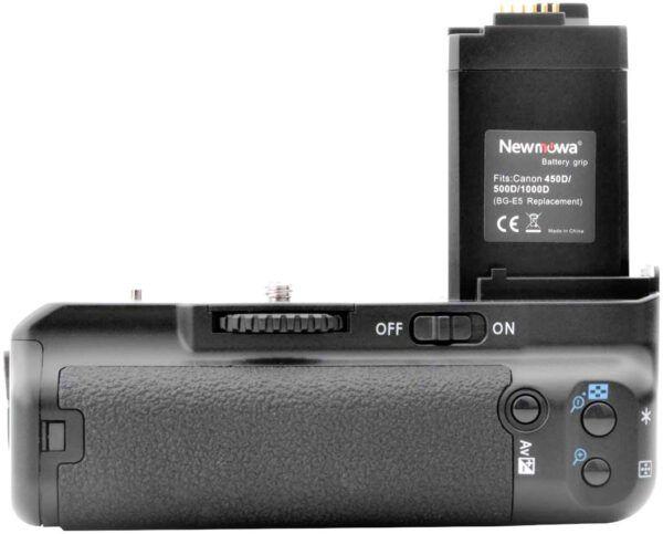 Newmowa BG-E5 battery grip