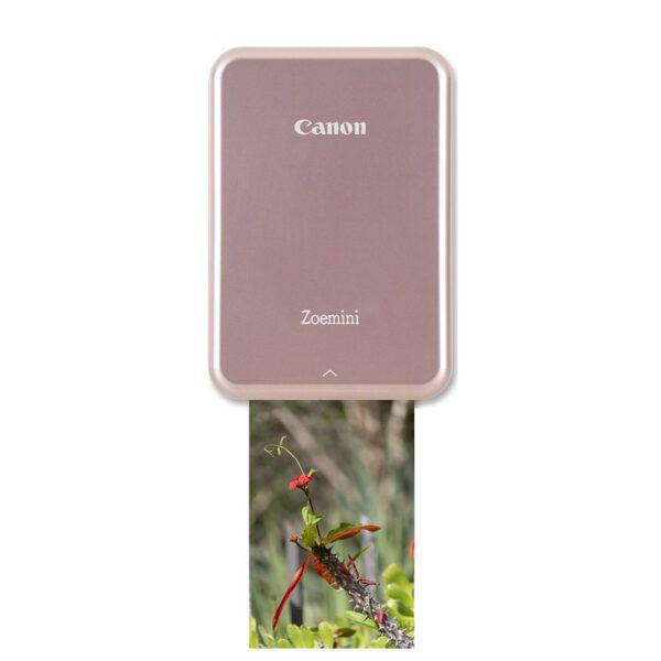 Canon Zoemini Photo Printer overview