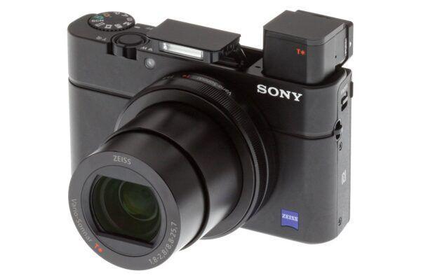 Sony RX100 III lens