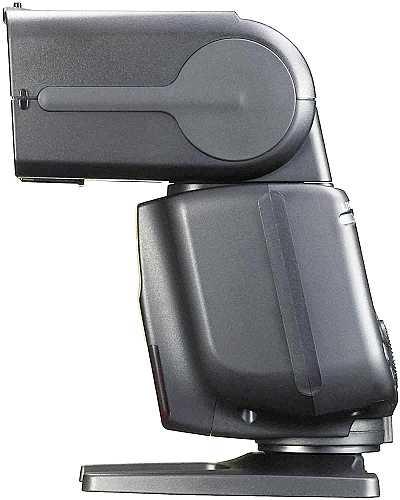 Canon Speedlite 430EX side view