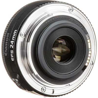 Canon EF-S 24mm f2.8 lens