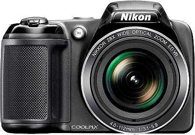 Nikon Coolpix L340 camera
