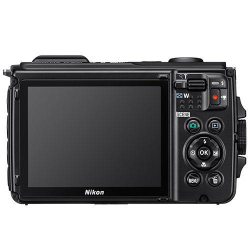 Nikon W300 back view
