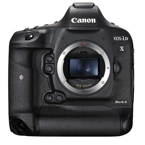 Canon EOS 1D X Mark II view