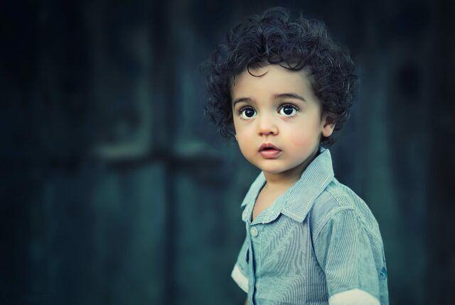 conceptual photography child portrait