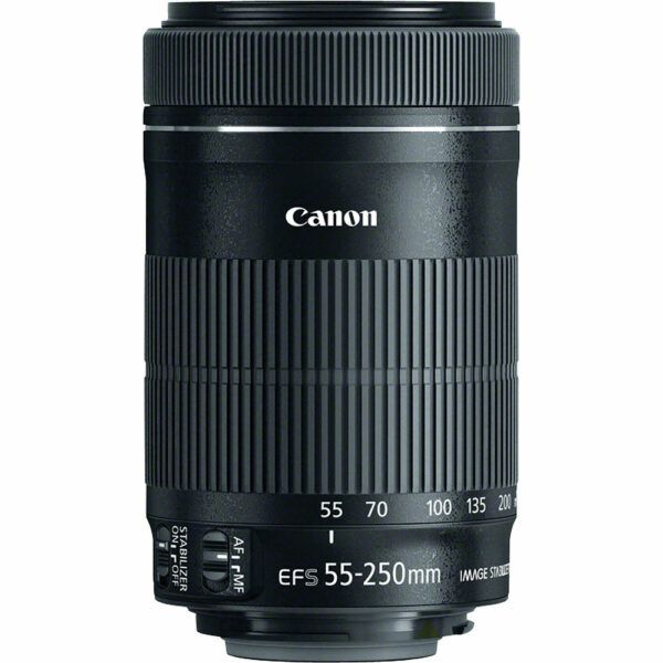 Canon EF-S 55-250 mm Lens