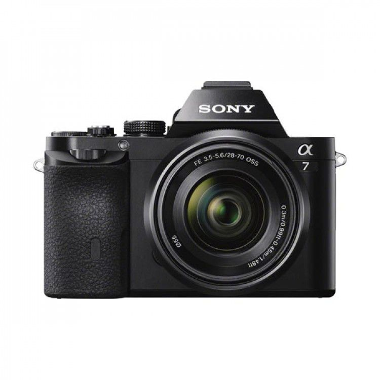 Sony a7 view