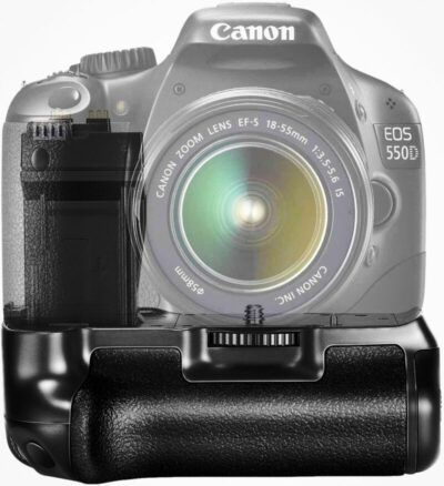 Battery grip for Canon