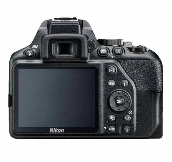 Nikon D3500 screen