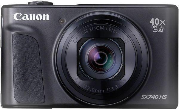 Canon SX740 HS digital camera