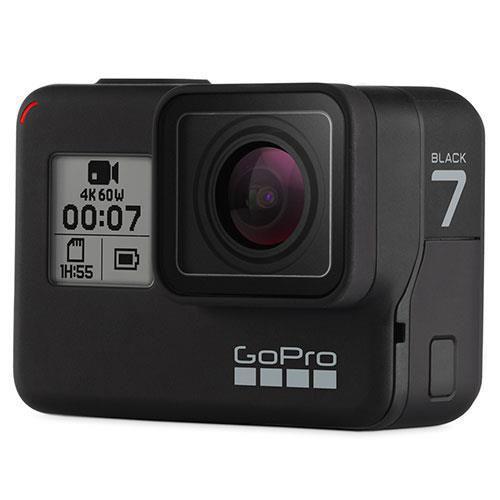 GoPro Hero7 front view