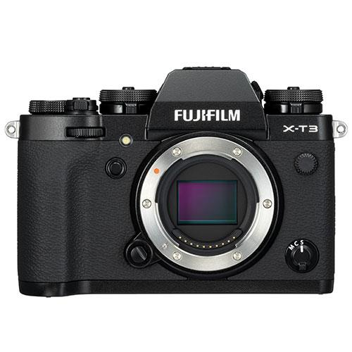Fujifilm X-T3 camera overview