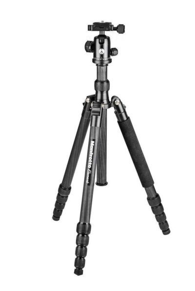 Manfrotto MKELEB5CFBH tripod overview