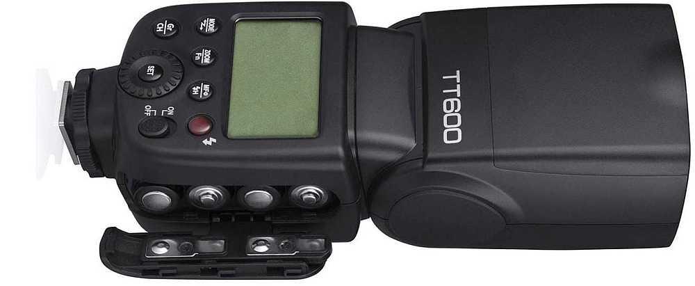 Godox TT600 batteries