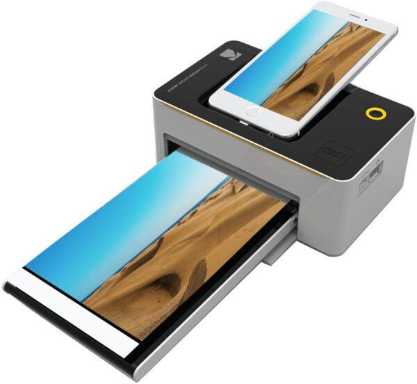 Kodak Dock and Wi-Fi Portable printer