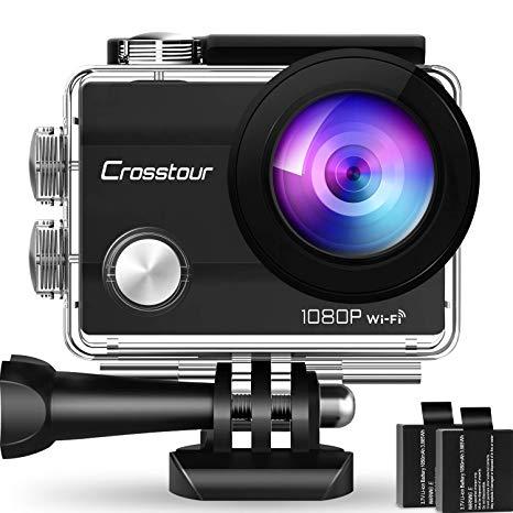 Crosstour Action Camera Full HD 1080P