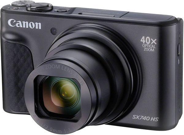 Canon SX740 HS camera
