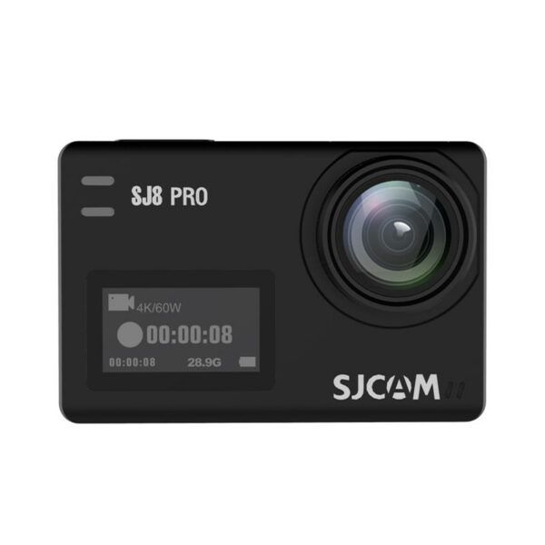 SJCAM SJ8 Pro camera view