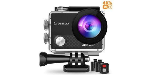 Crosstour 4K 16MP action camera