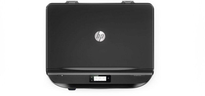 HP ENVY 5030 top view