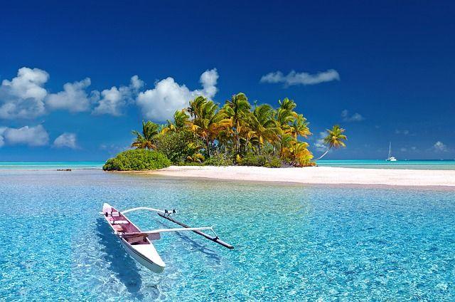 travel photography island