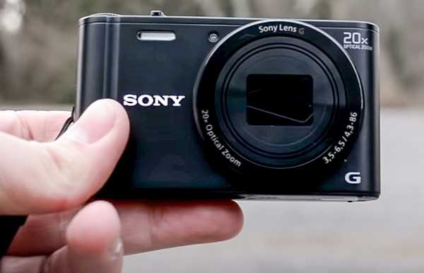 Sony DSCWX350 Digital Camera