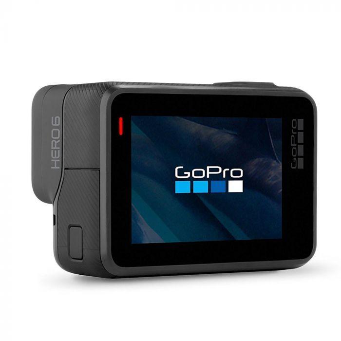GoPro Hero6 back view