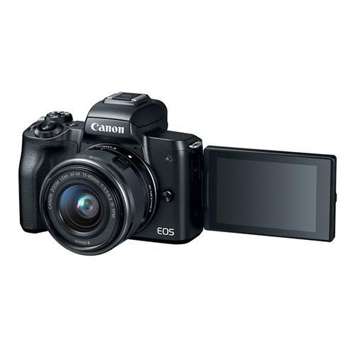 canon eos m50 versatile screen