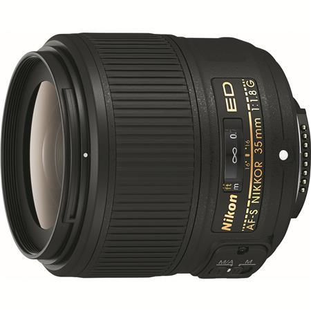 Nikon 35mm F 1,8 G