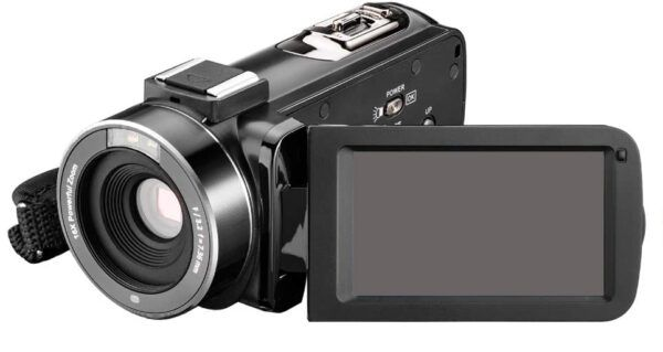 Keno Full HD 1080P 30FPS Digital Camera overview