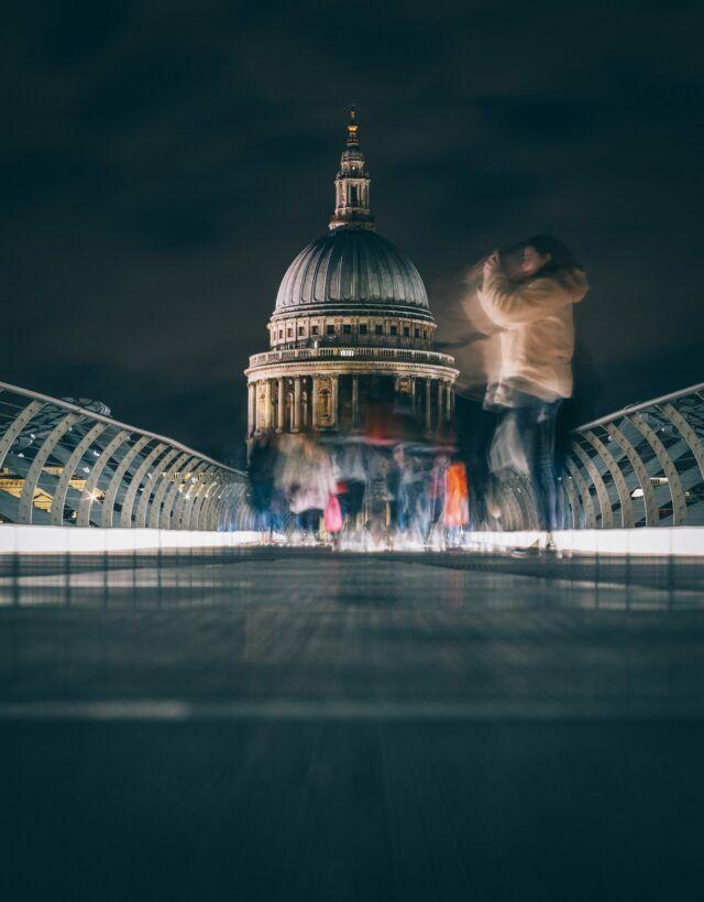 conceptual photography motion blur