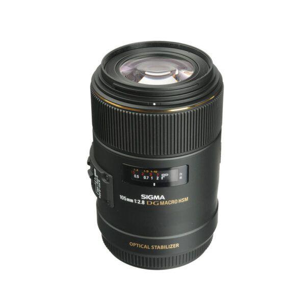 Sigma 105mm f2.8 EX DG OS HSM Macro view