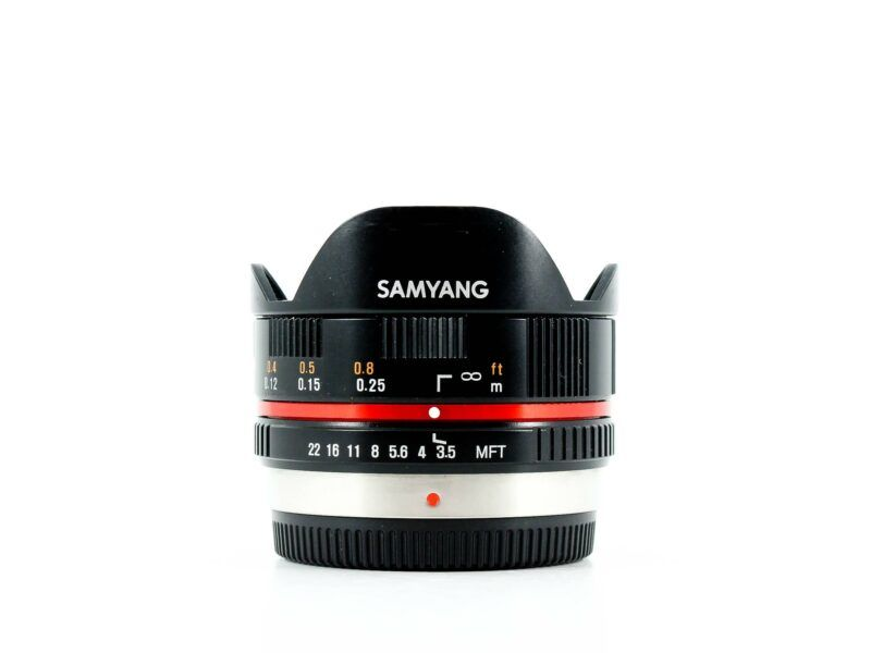 Samyang 7.5mm f 3.5 UMC Fisheye