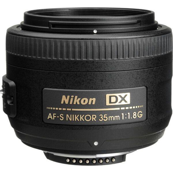 Nikon 35mm F 1,8 G DX