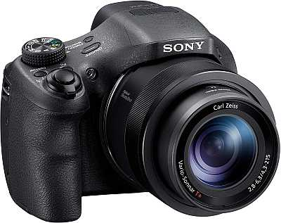 Sony Cyber-Shot DSC-HX350 digital camera